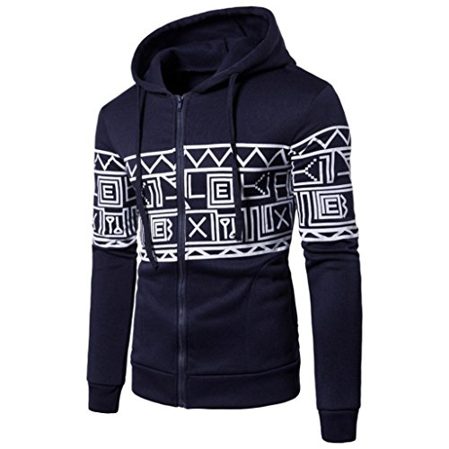 Cotton Studded Shorts (Men's Sweatshirt Among Printed Hoodie Hooded Coat Cotton Outwear Jacket Long Sleeve T-Shirts (XXL, Black))