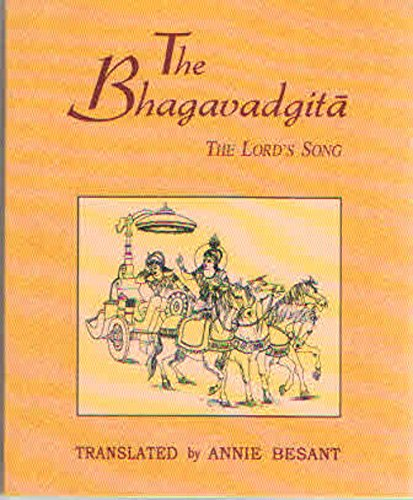 Bhagavad Gita--English Translation: The Lord's Song