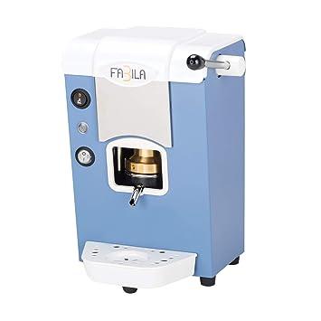 Máquina de café de monodosis ESE 44 mm compacta Fabila Faber Italia: Amazon.es: Hogar
