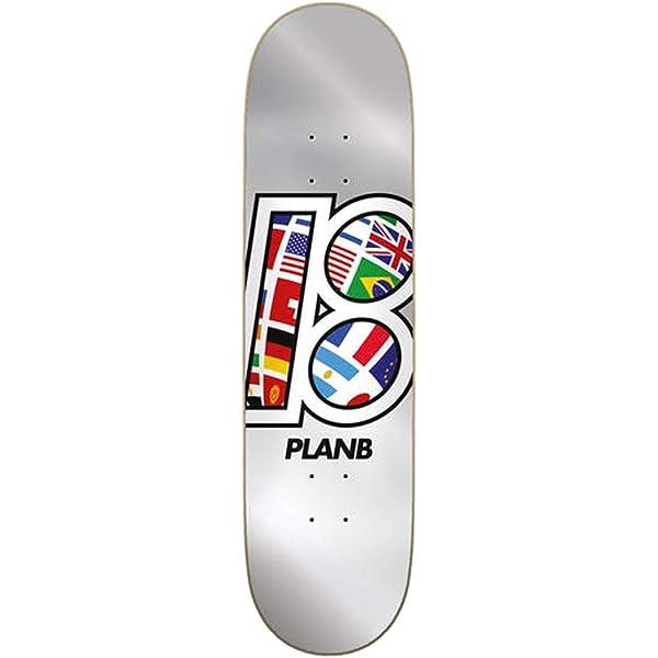 Plan B Sheckler Ichiban Skateboard Deck 8.50