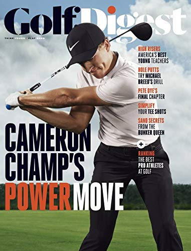 Magazines : Golf Digest