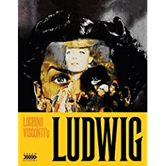 Luchino Visconti's LUDWIG arrives on Blu-ray and DVD March 28 from MVD Entertainment