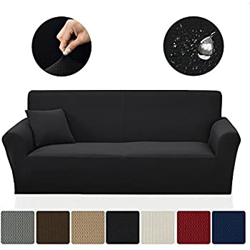 Amazon Com Saxtx Stretch Couch Slipcover Waterproof Non