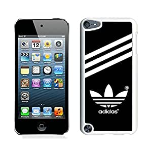 Adidas 20 White Cool Customized Design iPod Touch 5 Case