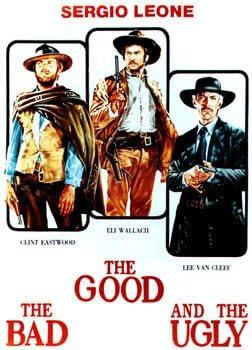 El Bueno el Feo y el malo – Tres Amigos italiano enorme película paper Póster mide aproximadamente