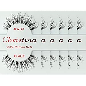 6packs Eyelashes – WSP by Christina