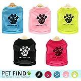 春 夏 犬用 バウ メッシュタンクトップ 犬 犬服 ドッグウェア 4サイズ XS/S/M/L 5カラー M,ローズレッド M,ローズレッド M,ローズレッド