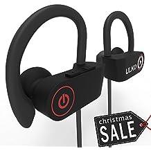 Wireless Headphones Wireless - Workout Headphones - Sport Headphones - Fitness Headphones - Running Headphones - Ear buds - Earbuds with Microphone for Men Women