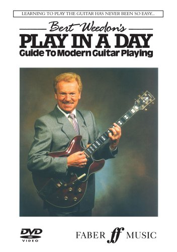 Bert Weedon's Play in a Day: Guide to Modern Guitar Playing (DVD)