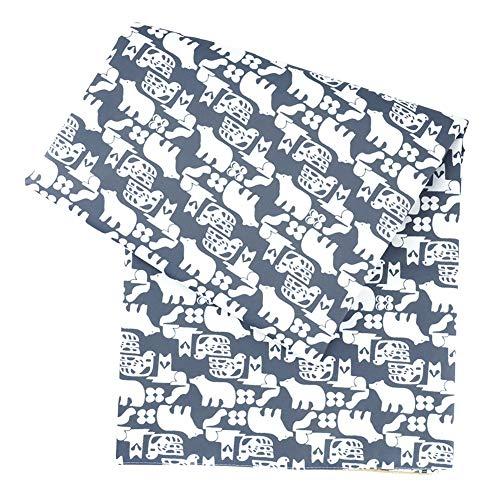 "Waterproof Splat Mat for Under High Chair/Arts/Crafts, Womumon 53"" Mess Spill Mat Washable Table Cloth Non-Slip Splash Floor Mat Picnic Blanket"