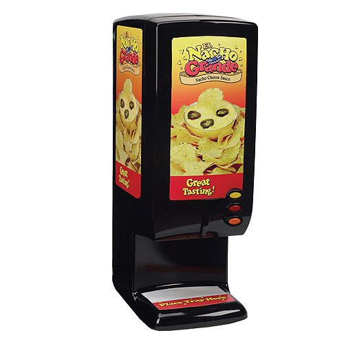 Gold Medal El Nacho Grande Cheese Dispenser