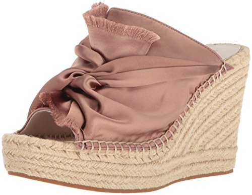 - Kenneth Cole New York Women's Odelle 2 Slip On Wedge Espadrille Sandal, Blush, 6.5 M US