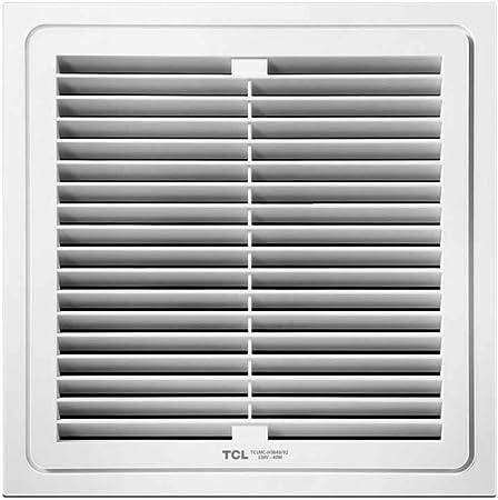 Ventilador de Techo Techo hogar Fuerte Silencio baño Aseo Extractor baño Cocina Extractor: Amazon.es: Hogar