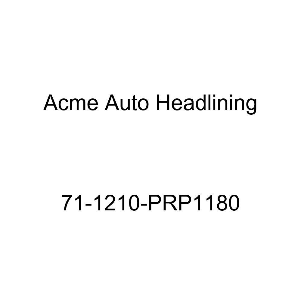 5 Bows 1971 Oldsmobile Delta 88 Custom 2 Door Hardtop Acme Auto Headlining 71-1210-PRP1180 Sandalwood Replacement Headliner