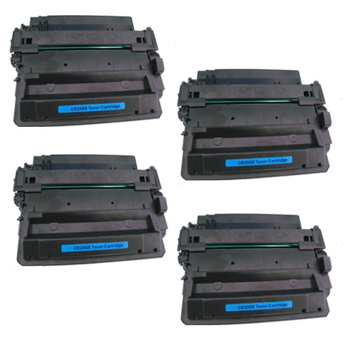 Amsahr Compatible Toner Cartridge Replacement for HP CE25...