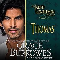 THOMAS: JADED GENTLEMEN SERIES, BOOK 1