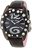 Paris Hilton Women's PH.13108MPB/30 Ice-Glam Large Crystallized Numbers Watch