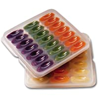 Mumi&Bubi Solids Starter Kit, Baby Food Freezer Storage Trays