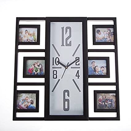 Buy Smera Clock with Photo Frame Online at Low Prices in India ...