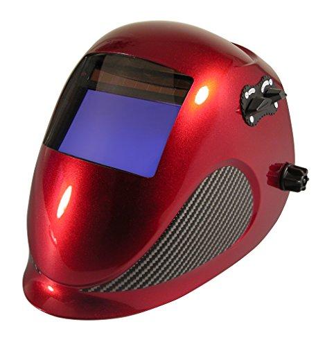 ArcOne Python Welding Helmet Professional Grade with Digital 7000VX Auto Darkening Filter (Uptown)
