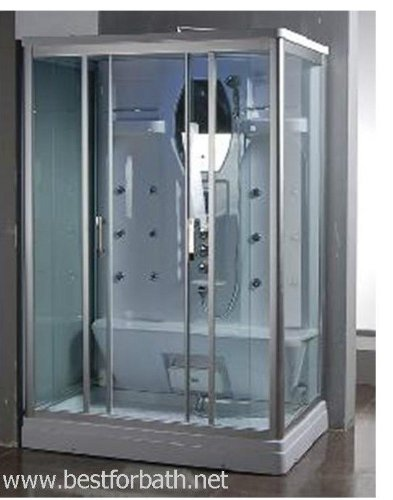 Charmant 2 Person Steam Shower Room.w/aromatherapy U0026 Steam Sauna.