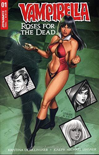 Vampirella: Roses for the Dead #1A VF/NM ; Dynamite comic book