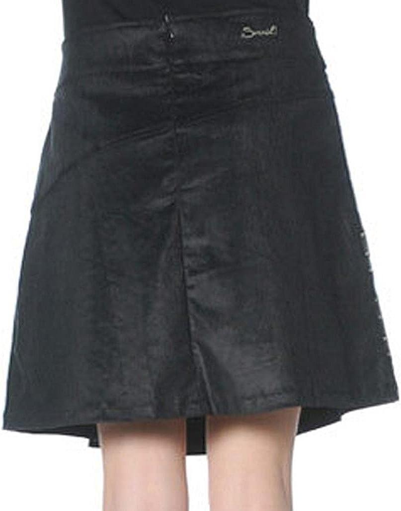 Smash! Wear - Falda - para Mujer Gris Large: Amazon.es: Ropa y ...