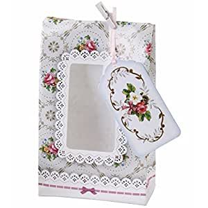 Talking Tables Frills and Frosting Cookie Bags With Pegs and Tags (Pack of 12)