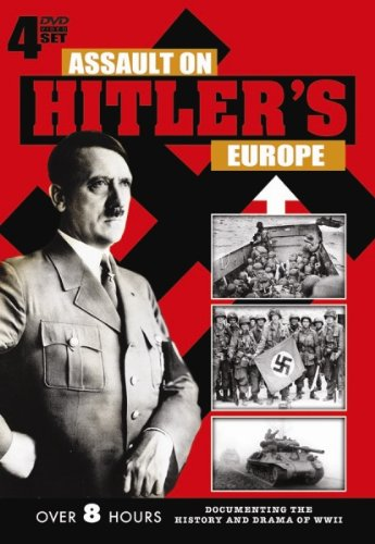 Assault on Hitler's Europe - 4 DVD Set! by Shout! Factory / Timeless Media