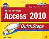 Microsoft Office Access 2010, John Cronan, 0071634940