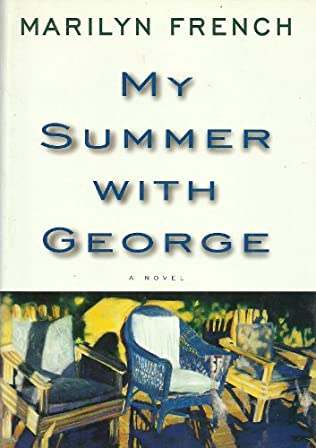 book cover of My Summer With George