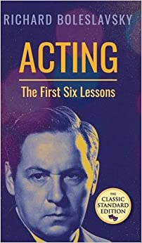 Book Acting: The First Six Lessons