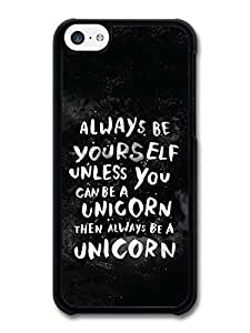 AMAF ? Accessories Always Be A Unicorn Life & Love Inspirational Quotes case for iphone 4s
