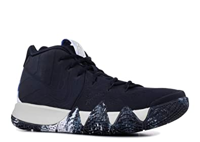 buy online cbbe1 cf57c Amazon.com | Kyrie 4 N7 - At0320-400 - Size 10 | Basketball