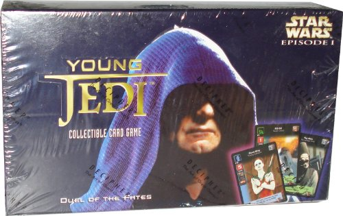 Young Jedi Collectible Card Game Duel of the Fates
