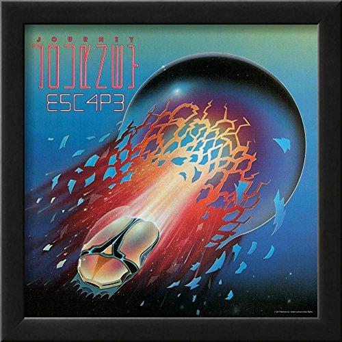 - Journey - Escape, 1981 Framed Poster