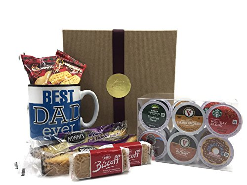 Best Dad Ever Coffee Gift Set