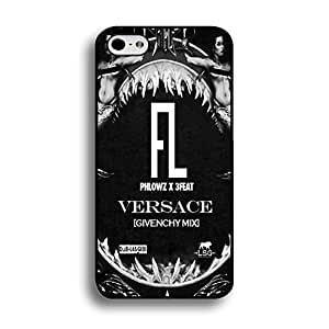 Personal Design Premium Premium Iphone 6 Plus/6s Plus 5.5 Inch Cover Case, Versace Luxury Protect Skin Versace Logo
