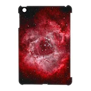YCHZH Phone case Of Red Nebula Cover Case For iPad Mini