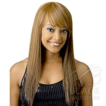 9f0e4e4dbde Amazon.com   New Born Free Cutie Synthetic Wig - CTP51-FS4 30   Hair  Replacement Wigs   Beauty