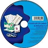 Print Profi 4.0 Druck-Software für CD-/DVD-Labels, Einleger & Etiketten