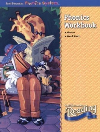 READING 2000 PHONICS WORKBOOK GRADE 2
