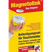 Magnetolink Rauchmelderbefestigung