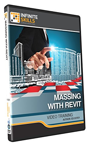 Massing With Revit - Training DVD by Infiniteskills