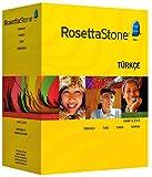 Rosetta Stone Version 3: Turkish Level 1, 2 & 3 Set with Audio Companion (Mac/PC CD)