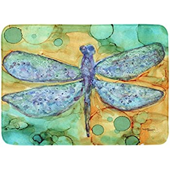 19 X 27 Carolines Treasures MW1114RUG Dragonfly Summer Flies Machine Washable Memory Foam Mat Multicolor Caroline/'s Treasures MW1114RUG Dragonfly Summer Flies Machine Washable Memory Foam Mat