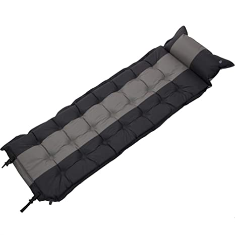 Tbyy Colchón Inflable para Acampar al Aire Libre, colchón ...