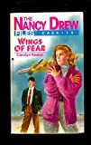 Wings of Fear, Carolyn Keene, 0671641379