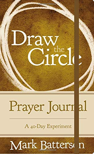 Pdf Crafts Draw the Circle Prayer Journal: A 40-Day Experiment