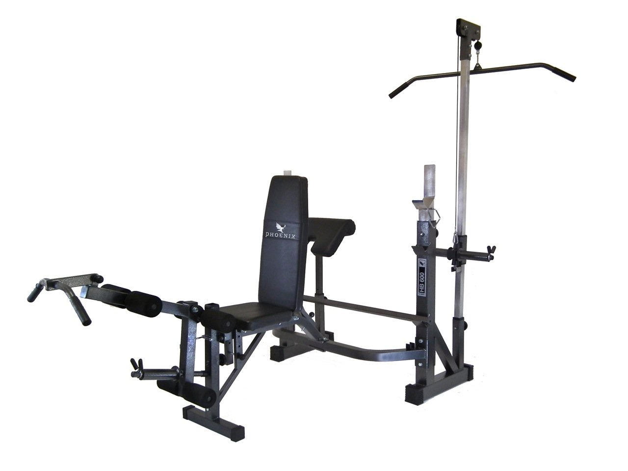 Amazon Com Phoenix 99226 Power Pro Olympic Bench Olympic Weight